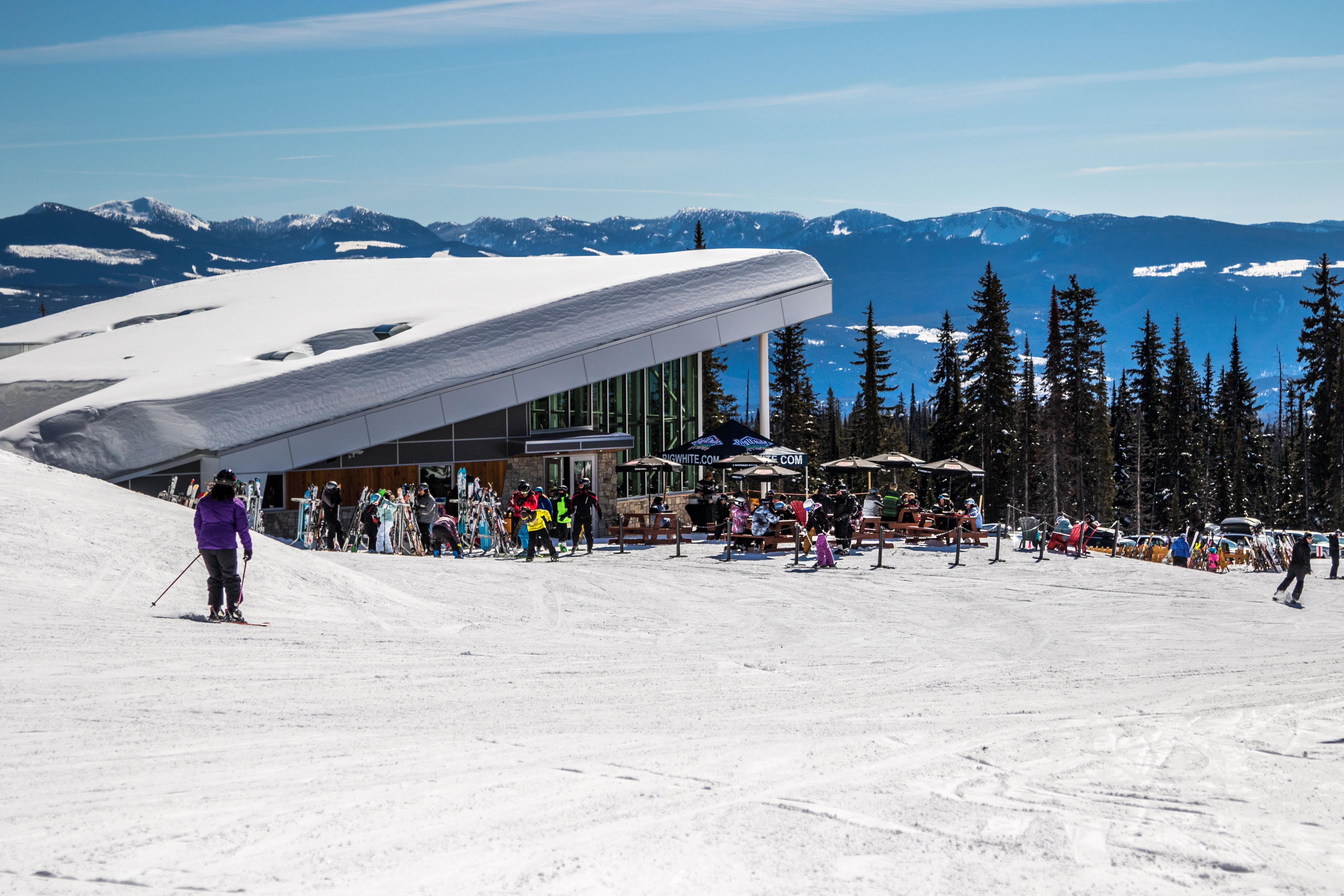 big white ski resort – okanagan bucketlist